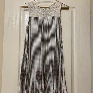 Target stripped T-shirt dress